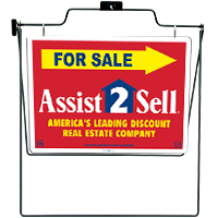 Assist To Sell >> Assist 2 Sell Signs Real Estate Signs Realtor Open House Signs