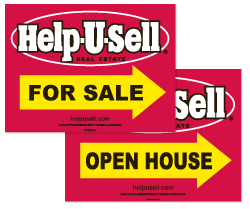 For Sale & Open House Panels