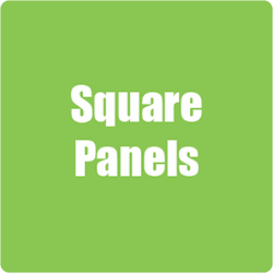 Square Sign Panel Sizes