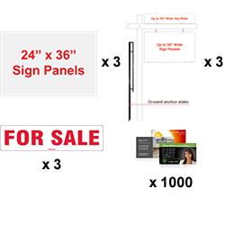 Real Estate Signs Yard Signs Custom Banners Realtor