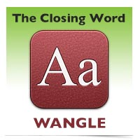Image of Closing Word Logo