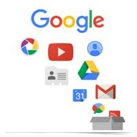 Google Takeout Logo