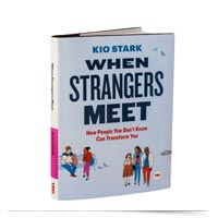 Talk to Strangers book