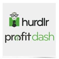 ProfitDash logo.