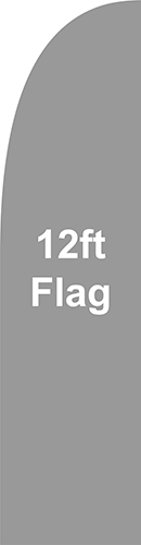 12ft Flag guidelines