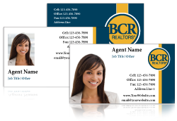 BCR / Business Cards / 14 pt Card Stock