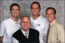 The Levitt Family, Brett Levitt, Scott Levitt, Keith Levitt and Ken Levitt