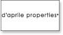 d'aprile properties Real Estate Signs
